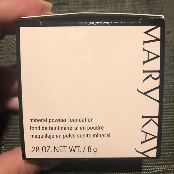 Mary Kay Other - MARY KAY mineral powder foundation